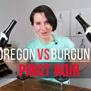 Oregon vs Bourgogne Pinot Noir (Test de dégustation vidéo)