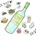 Vinho Verde: Le vin parfait au bord de la piscine au Portugal