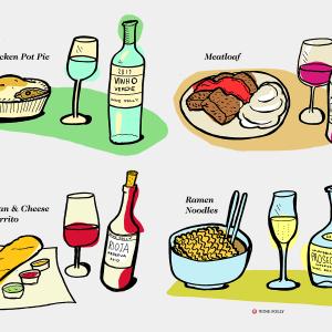 15 accords mets-vins réconfortants