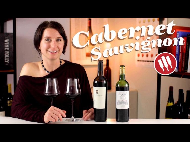 Comparaison Napa vs Bordeaux Cabernet Sauvignon (Vidéo)