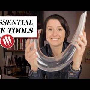 Les 8 outils à vin les plus pragmatiques sans lesquels vous ne pouvez pas vivre