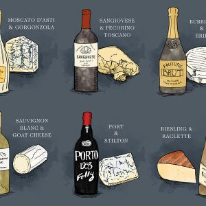 12 accords mets et vins classiques à essayer