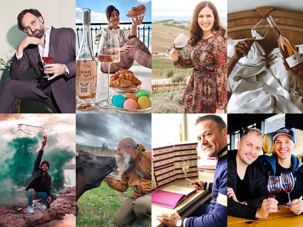 16 Wine Instagrammers à suivre en 2020