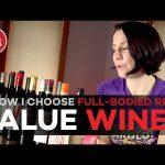 Vins de valeur: choisir des vins rouges audacieux en ligne