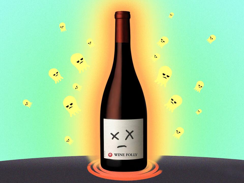 5 défauts du vin qui peuvent en fait être très bons