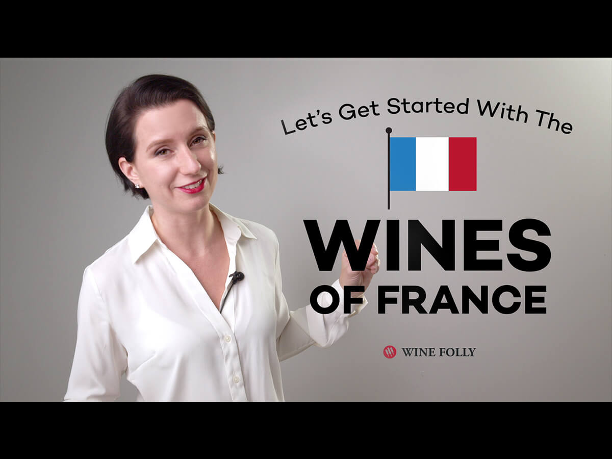 Premiers pas avec Les Vins de France (Vidéo)