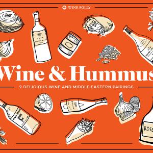 Vin et houmous: 9 vins délicieux et accords du Moyen-Orient