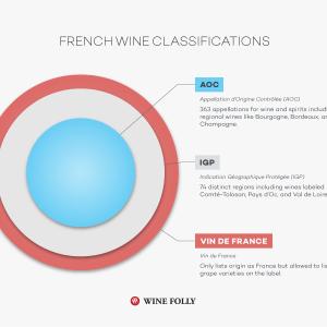 Vin AOC: décoder les classifications des vins français