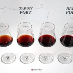 Les nombreux styles de vin de Porto Tawny