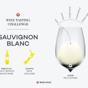 Tasting Challenge: Sauvignon Blanc de Nouvelle-Zélande