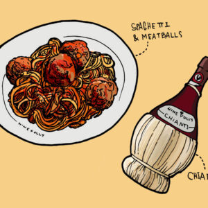 Découvrez les meilleurs vins pour spaghetti