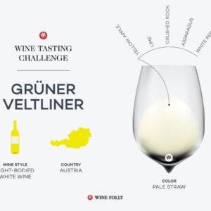 Défi dégustation: autrichien Grüner Veltliner