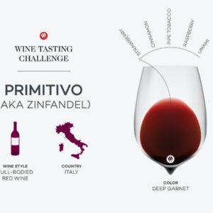 Défi dégustation: Primitivo italien |  Folie du vin