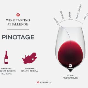 Défi de la dégustation: Pinotage sud-africain